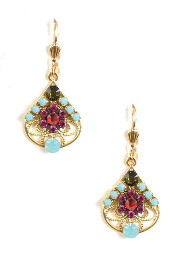 Clara Beau Mosaic Earrings
